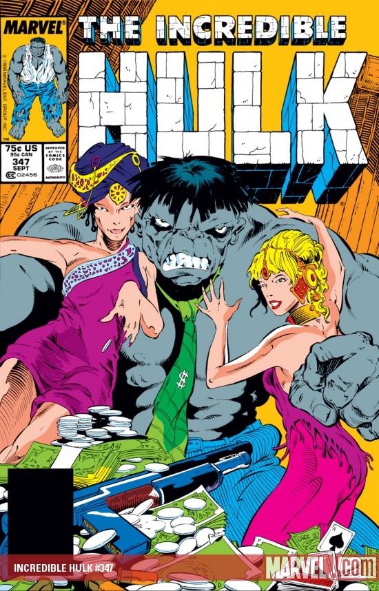 Incredible Hulk (1962) #347