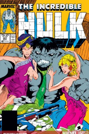 Incredible Hulk #347