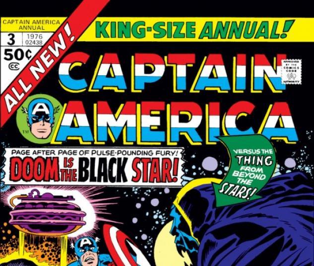 Captain America Annual #3