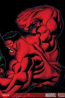 Hulk #6  (MCGUINNESS (50/50 COVER))