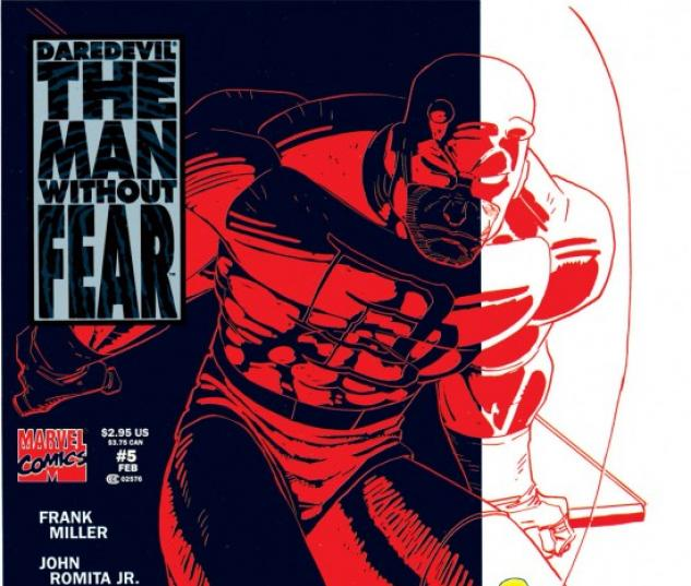 Daredevil The Man Without Fear 5