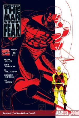 Daredevil: The Man Without Fear (1993) #5