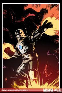 Marvel Adventures Iron Man #9