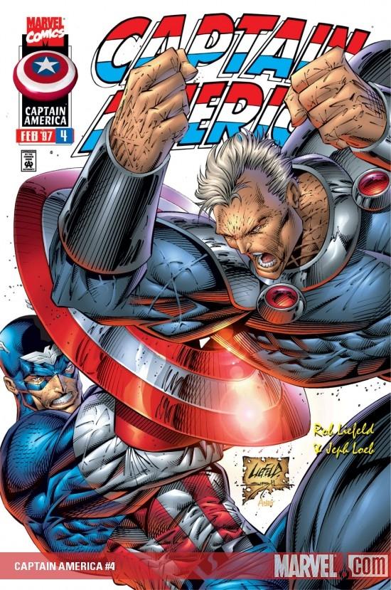 Captain America (1996) #4