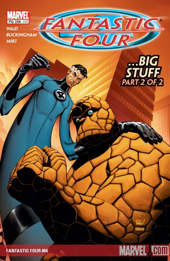 Fantastic Four (1998) #66