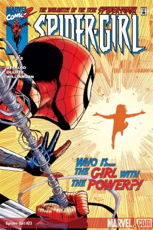 Spider-Girl Vol. 5: Endgame (Digest)