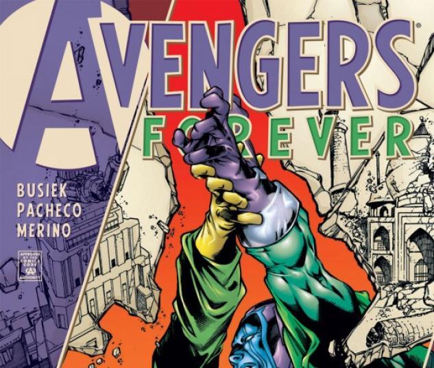 Avengers Forever (1998) #3