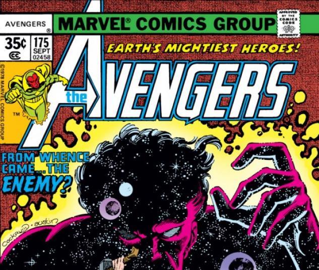 AVENGERS #175 COVER