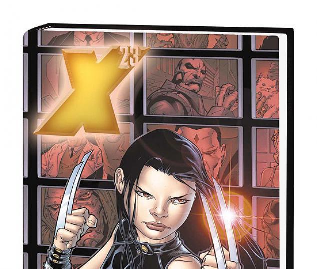 NYX/X-23 #0