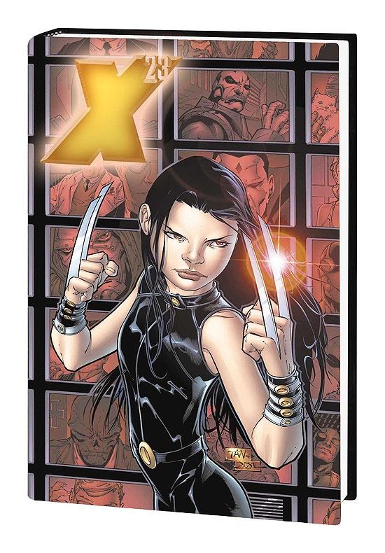 Nyx/X-23 (Hardcover)