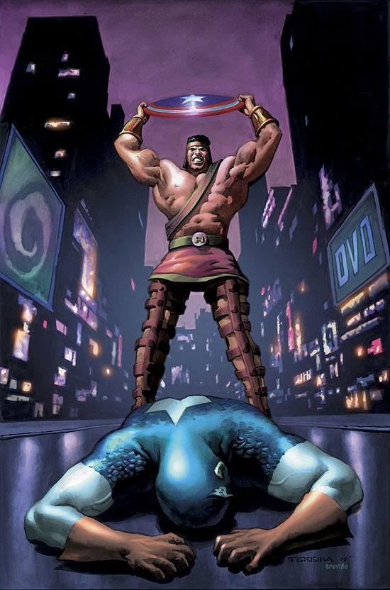 Hercules (2005) #4