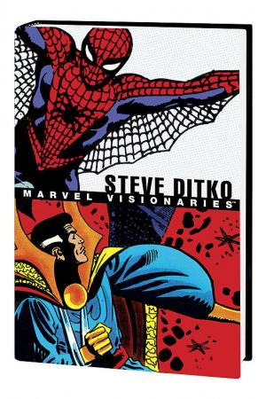 Marvel Visionaries: Steve Ditko (Hardcover)