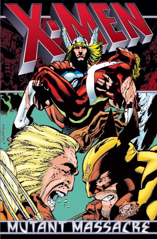X-Men: Mutant Massacre (Trade Paperback)