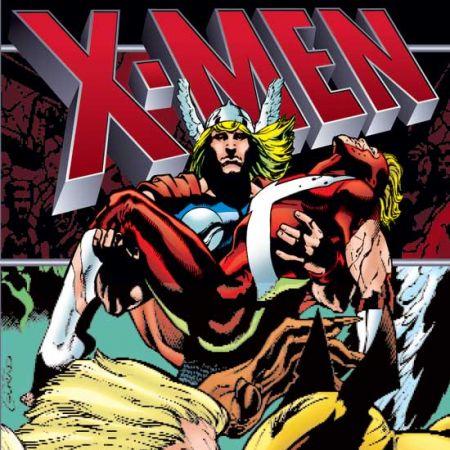 X-MEN: MUTANT MASSACRE TPB COVER