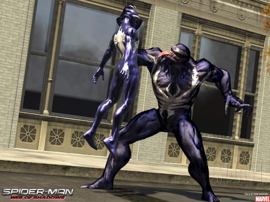 Spider-Man: Web of Shadows #5
