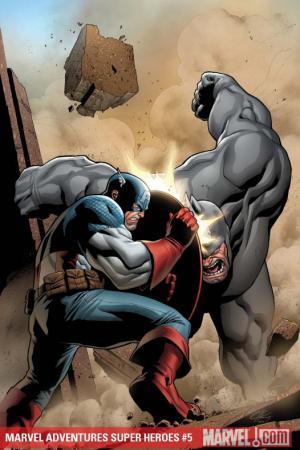 Marvel Adventures Super Heroes (2010) #5