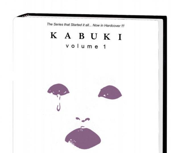 KABUKI VOL. 1 (HARDCOVER) (2010)