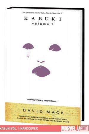 Kabuki Vol. 1 (Hardcover)