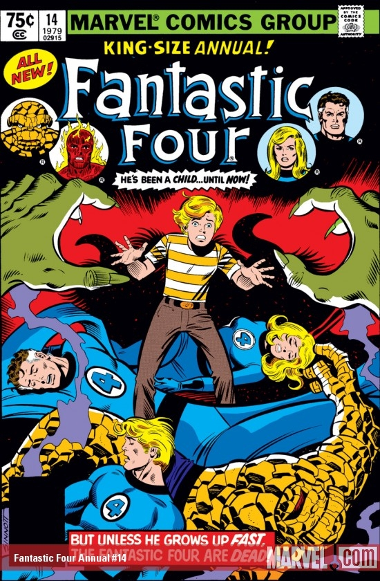 Fantastic Four Annual (1963) #14