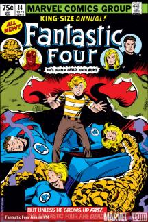 Fantastic Four Annual (1963) #14