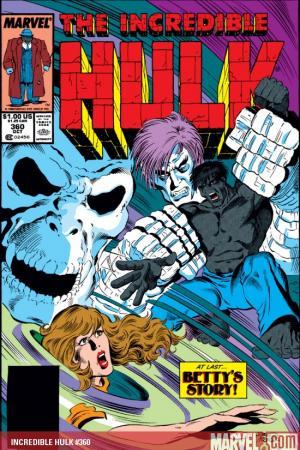 Incredible Hulk #360