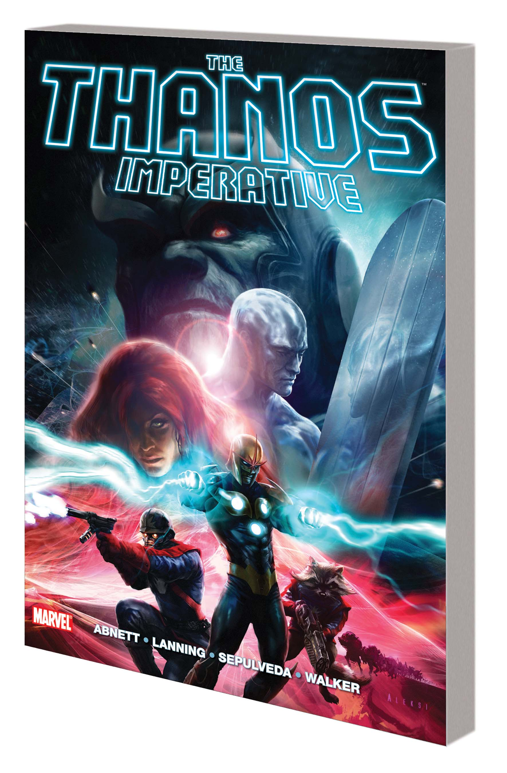 The Thanos Imperative (Trade Paperback)