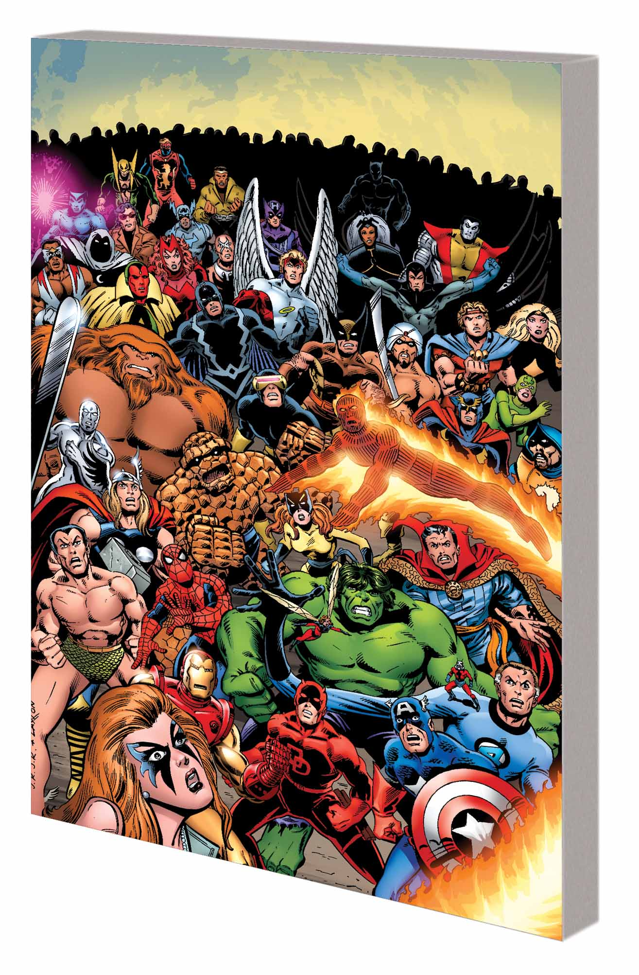 AVENGERS: THE CONTEST TPB (Trade Paperback)