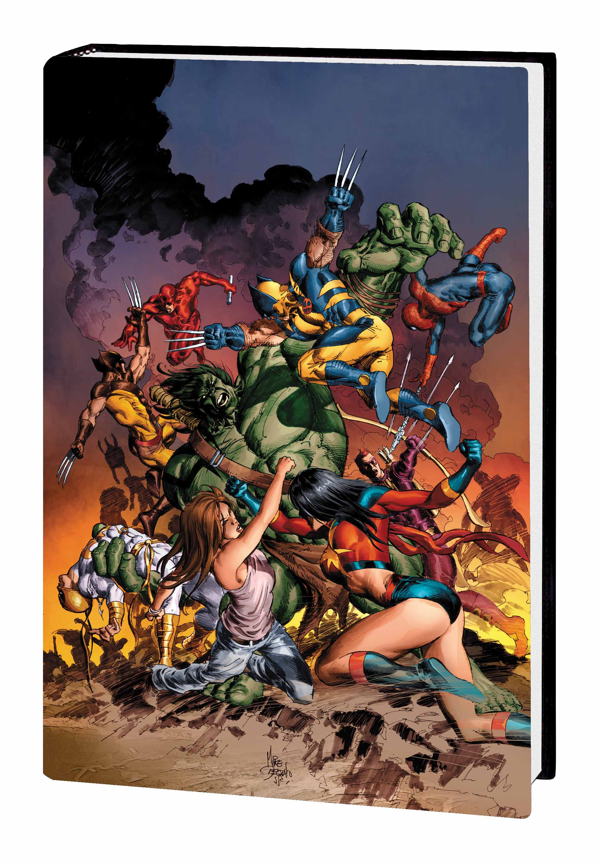 NEW AVENGERS BY BRIAN MICHAEL BENDIS VOL. 3 PREMIERE HC (Hardcover)