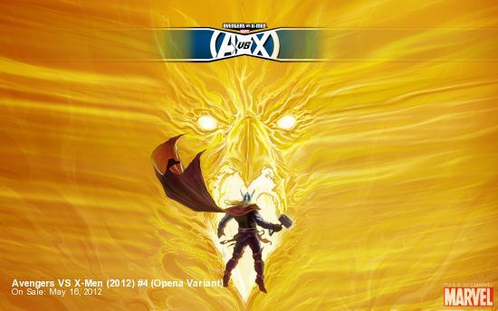 Avengers VS X-Men (2012) #4 Opena Variant