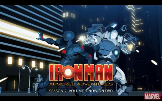 Iron Man: Armored Adventures Wallpaper #3