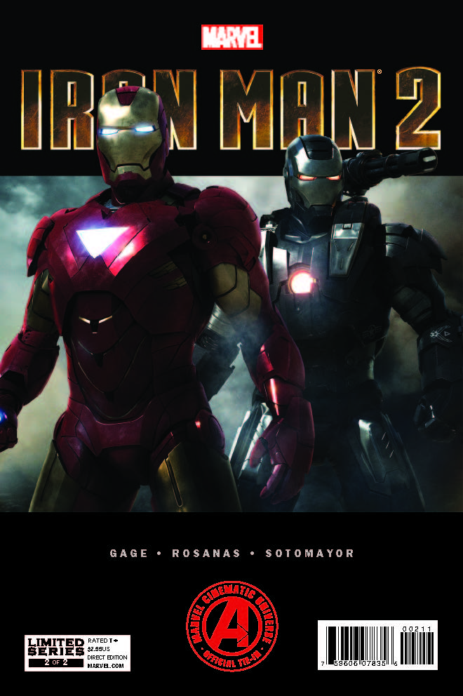 Marvel's Iron Man 2 Adaptation (2012) #2