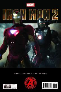 Marvel's Iron Man 2 Adaptation #2