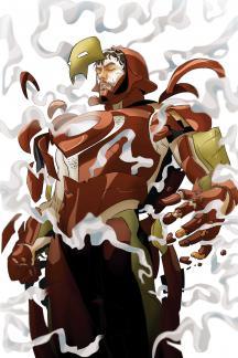 Ultimate Comics Iron Man #4