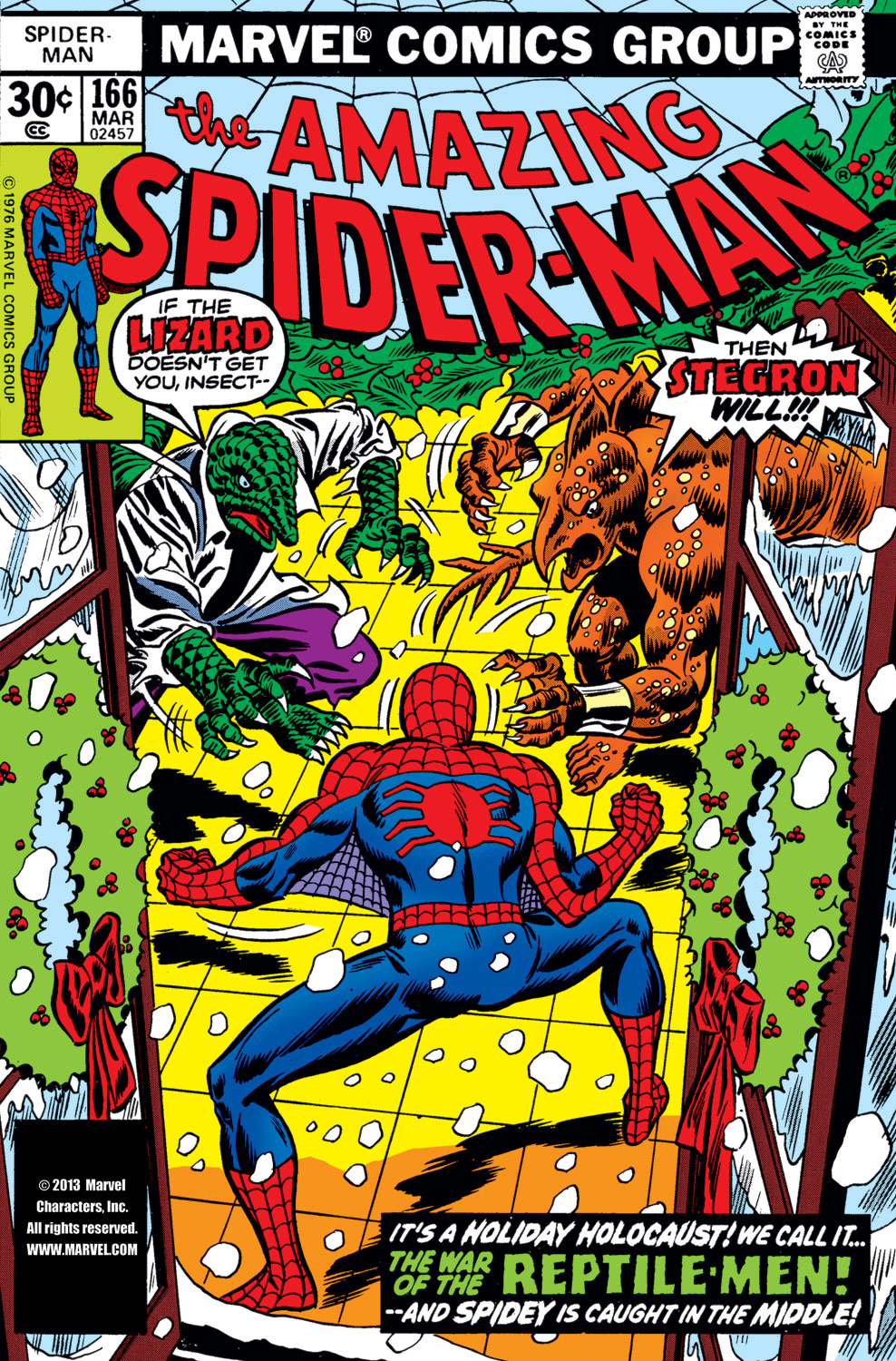 The Amazing Spider-Man (1963) #166