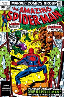 The Amazing Spider-Man (1963) #166