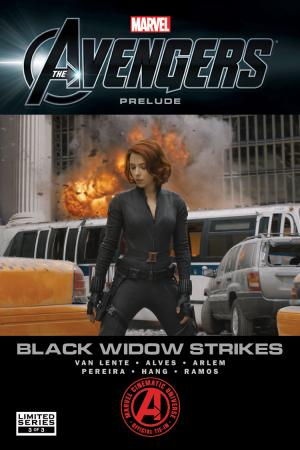Marvel's The Avengers: Black Widow Strikes (2012) #3