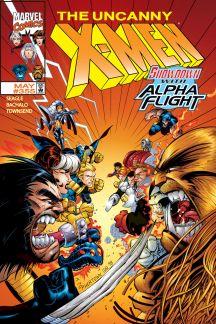 Uncanny X-Men (1963) #355