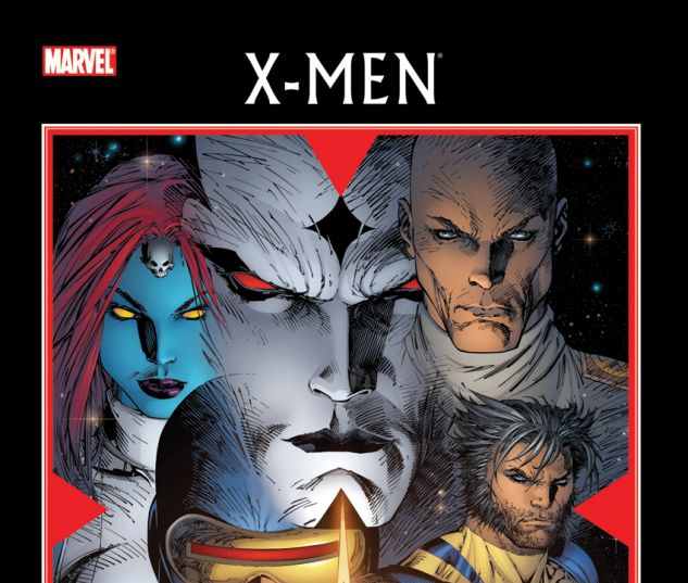 X-Men: Messiah Complex (2008) HC