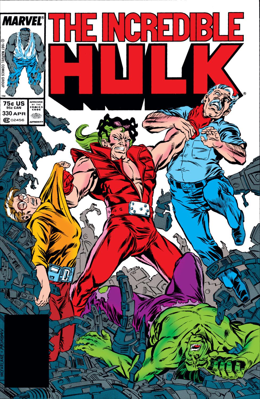 Incredible Hulk (1962) #330
