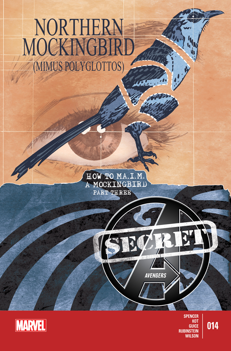 Secret Avengers (2013) #14