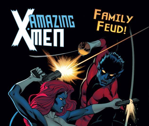 AMAZING X-MEN 6 (WITH DIGITAL CODE)
