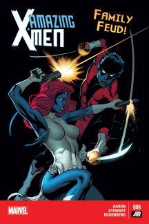 Amazing X-Men (2013) #6
