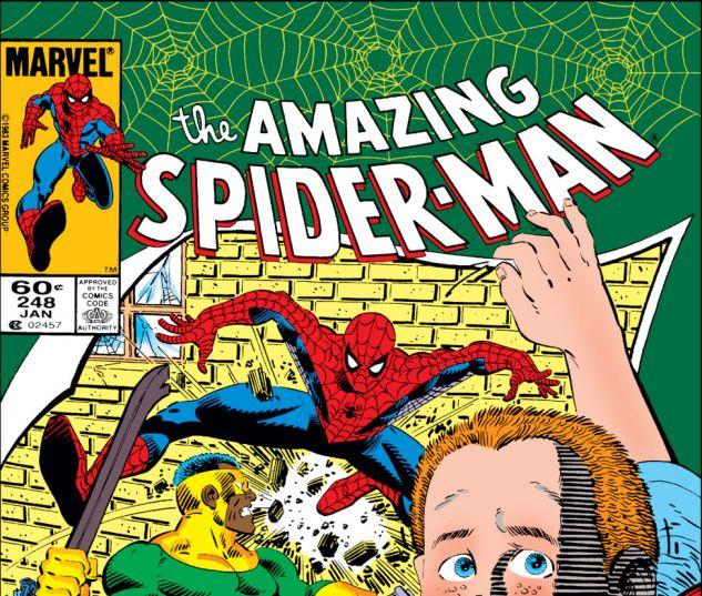 Amazing Spider-Man (1963) #248 Cover