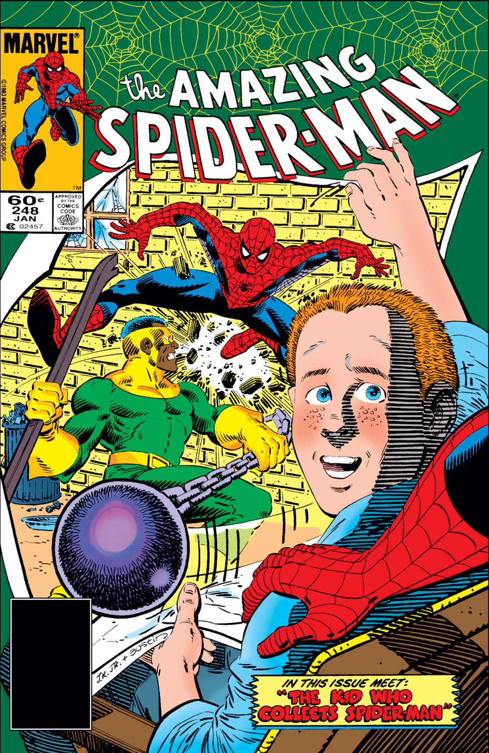 The Amazing Spider-Man (1963) #248