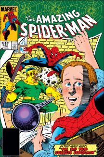 Follow the History of Spider-Man Pt. 22