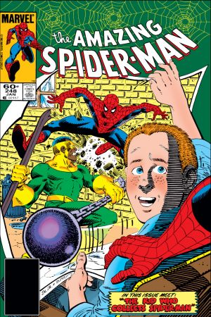 The Amazing Spider-Man #248