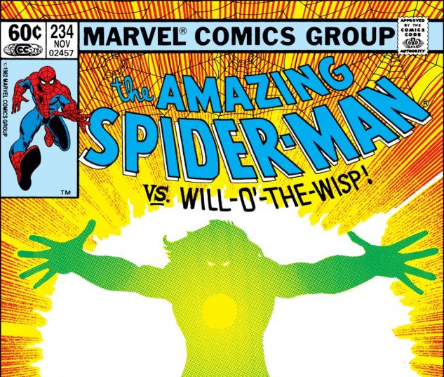 Amazing Spider-Man (1963) #234 Cover