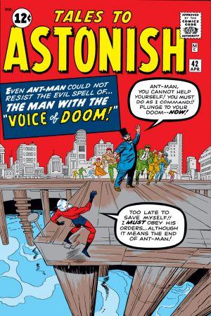 Tales to Astonish (1959) #42