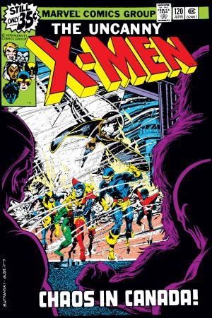 Uncanny X-Men (1963) #120