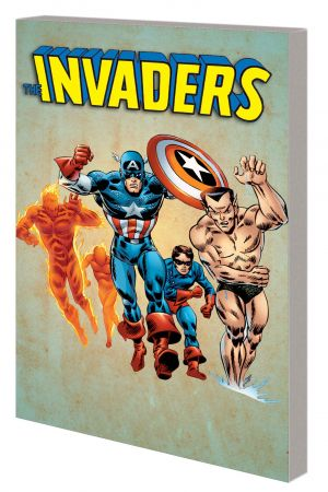 Invaders Classic: The Complete Collection Vol. 1 (Trade Paperback)